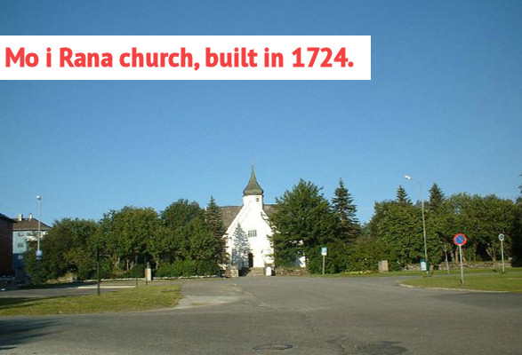 02 mo i rana norway church kirke