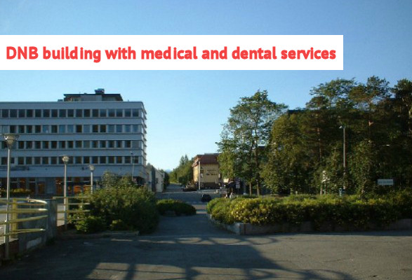 11 mo i rana norway dnb bygget medical dental services tannlege bank